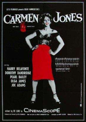 Dorothy Dandridge Carmen