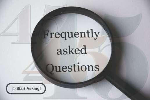 Start Asking!