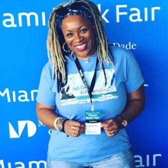 Zorina Frey Miami Book Fair