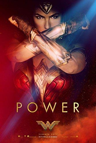 Wonder Woman Promo Poster