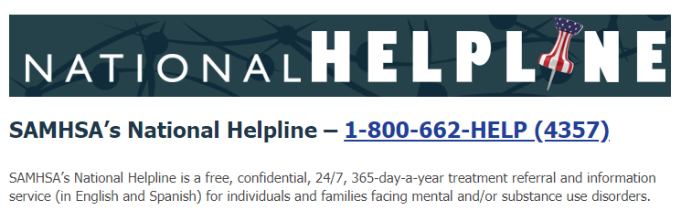 National Help Hotline